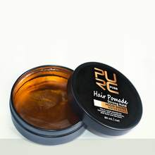 PURC Hair Wax High Hold Hair Clay Non-greasy Hair Styling Long Lasting Effect Pomade Man Hair Supplies(China)