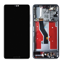 For Huawei P20 pro CLT L09 CLT L29 LCD Display Touch Screen Digitizer Assembly+ Tools