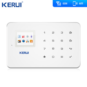 Image 2 - Original Kerui G18  Wireless GSM SMS Home Security Alarm System ISO Android APP Security Alarm System Wireless Smoke Detector