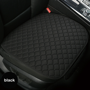 Image 5 - Universal car seat cover four seasons use comfortable and breathable car seat protector front and rear cushions auto Accessories