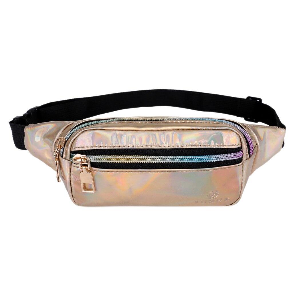 Waist Fanny Pack Bag Women Bag 2019 New Chest Bag Women Pocket Phone Bag Fashion Messenger Chest Bag Casual Shoulder Bag бананка