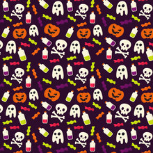 AZSG Happy Halloween Horrible Background Clear Stamps For Scrapbooking DIY Clip Art /Card Making Decoration Crafts