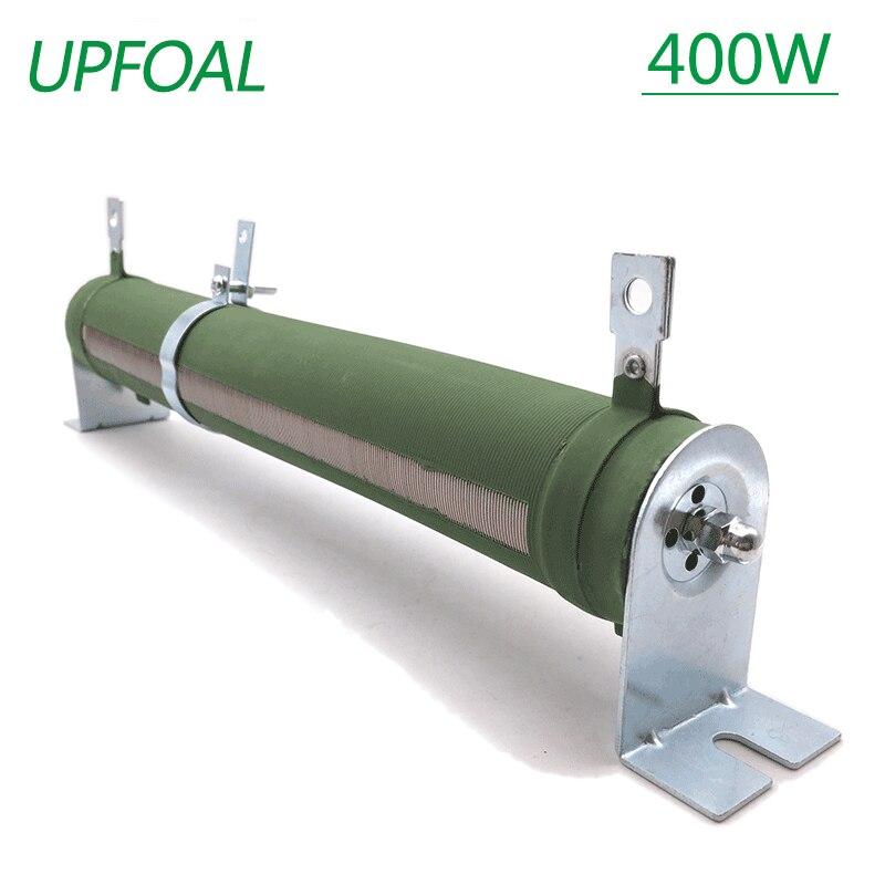 400w переменный резистор, потенциометр, фарфоровая трубка, регулируемый резистор, Реостат со скользящим контактом