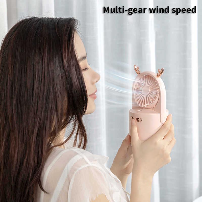 Ev aletleri USB nemlendirici 240ml sevimli hayvan ultrasonik serin sis Aroma hava yağ difüzörü romantik renkli LED lamba Humidificador