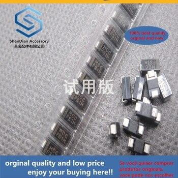 50 قطعة 100% الأصلي جديد أفضل نوعية FR107 FS1M FR1M 1A1000V D0-214AC SMA رقاقة الانتعاش السريع ديود