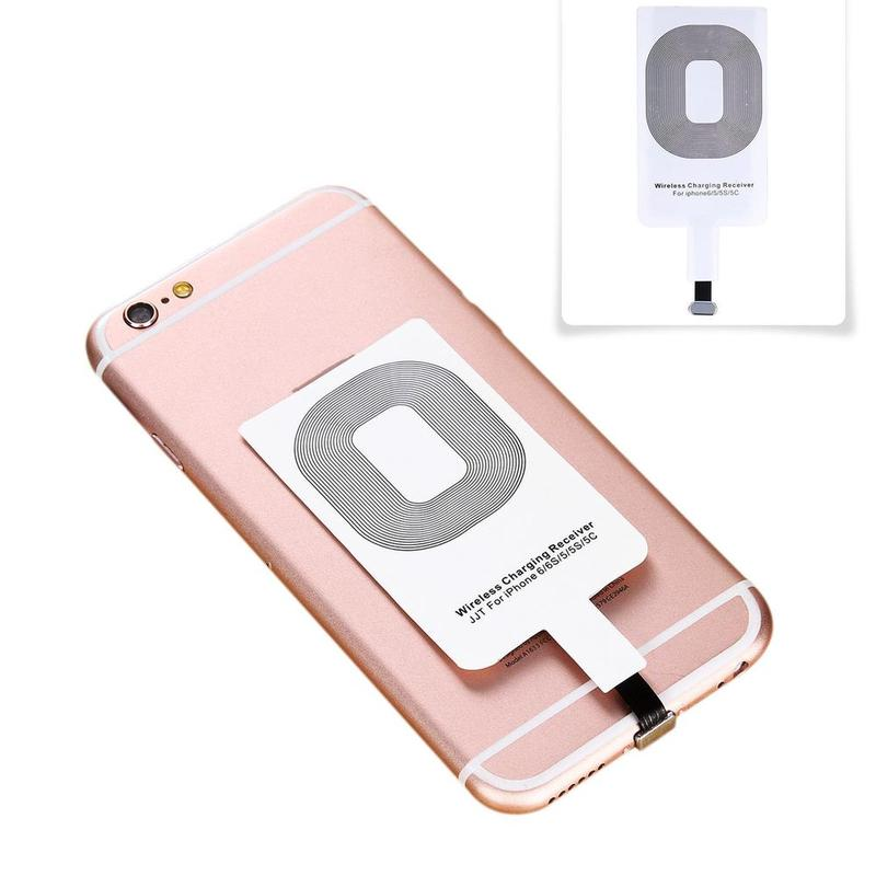 New QI Wireless Charger Receiver Wireless Charging Pad Coil for Huaweip30 iPhone XR Samsung S10 LG G7 V30 HTC one Nokia xiaomi Pakistan