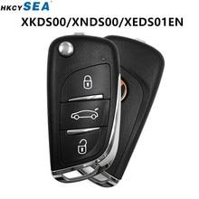 1/5/10pcs,Xhorse VVDI2 Wire/Wireless Universal Super Remotes Key 3 Buttons DS Style For VVDI MINI Key Tool Key Programmer