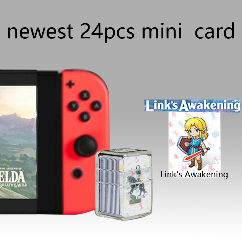 Image 3 - zelda Breath for the Wild zelda amiibo card Link Awakening Young Link NFC card ntag215 Diablo Splatoon 2 Super Odyssey-in IC/ID Card from Security & Protection