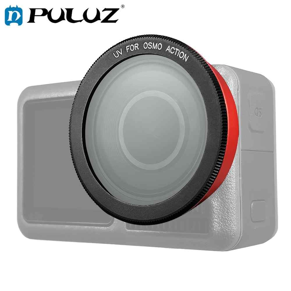 PULUZ UV Lens Filter voor DJI Osmo Action