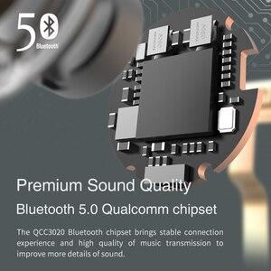 Image 3 - EDIFIER TWS200 Qualcomm aptX auricolare Wireless Bluetooth 5.0 TWS auricolari cVc Dual MIC cancellazione del rumore fino a 24 ore di riproduzione