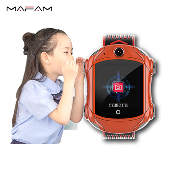 MAFAM DF53 Super Cool Smart Watch Video Call WiFi Location 4G Net Work GPS Multiple Positioning Smartwatch For Children