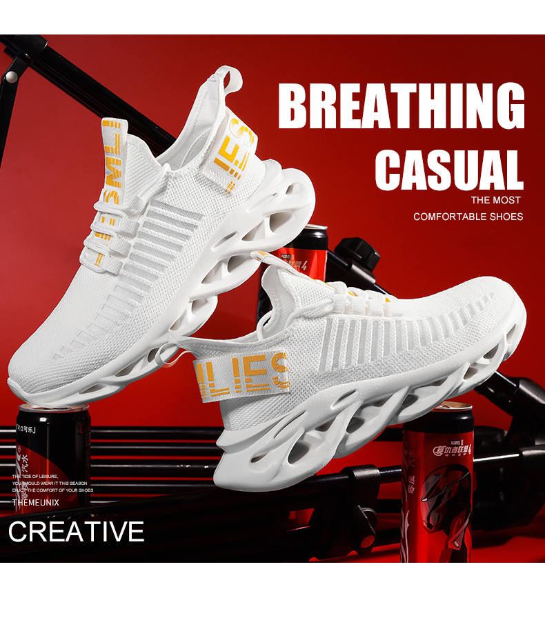 Sneakers Women Shoes 2020 Fashion Lover Plus Size 46 Light Casual Shoes White Basket Sneakers Breathable Walking Men Flats Black