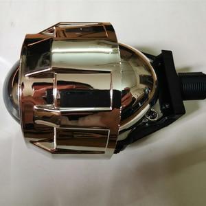 "Image 2 - Dland 自身 zse 2.5 ""ミニバイ led プロジェクターレンズキット、 lhd rhd 簡単なインストール H1 H7 H4 ヘッドライト 36 ワット biled 低ハイビーム"
