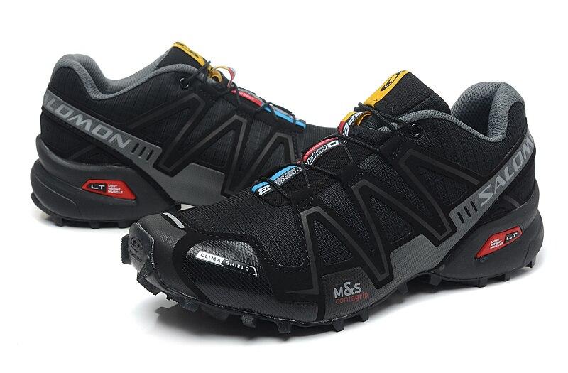Salomon Speedcross 3 CS deporte al aire libre de los hombres zapatos transpirables Zapatillas Hombre Mujer Hombre esgrima Zapatillas velocidad Cruz 3 EUR 40-46 - 6