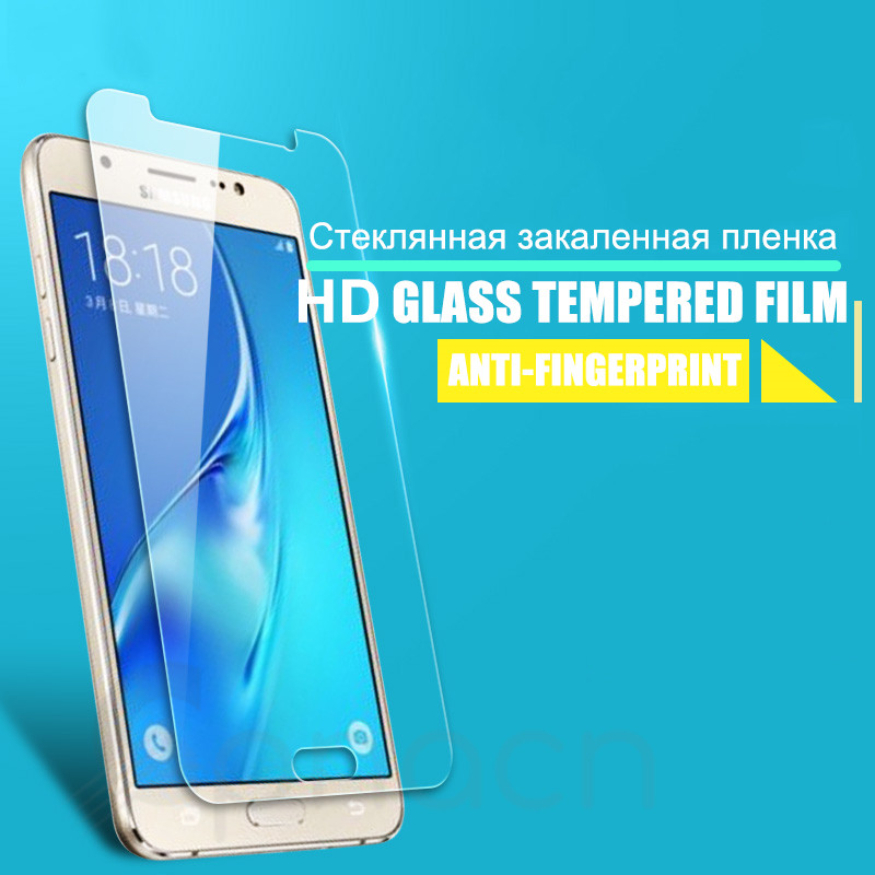 Image 3 - Tempered Glass On For Samsung Galaxy J3 J5 J7 2015 2016 2017 Screen Protector For Samsung J2 J8 J4 J6 Plus 2018 Protective Film-in Phone Screen Protectors from Cellphones & Telecommunications