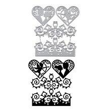 DiyArts Cupid Lover Metal Cutting Dies Scrapbooking Craft Stencil Album Embossing Card Making Die Cut New 2019