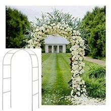 Свадебная АРКА, декоративный садовый фон, беседка, железная подставка, Цветочная рамка для свадьбы, дня рождения, свадьбы, вечерние украшения, сделай сам, арка