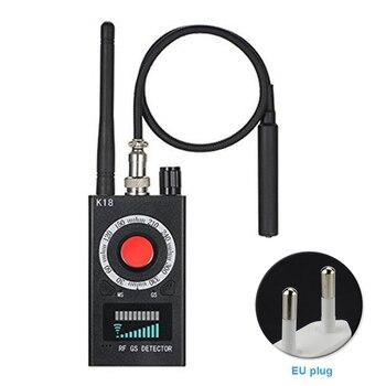 K18 GSM Detector Cámara buscador Audio rango completo RF señal Radio onda