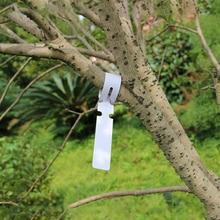 Plant-Marker Garden-Ring Plastic Waterproof Reusable PVC for 21--2cm