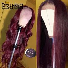 99J วิกผมมนุษย์บราซิล Body WAVE Lace ปิดวิกผม 4x4 ปิดวิกผม Remy 100% Human Hair วิกผมสำหรับผู้หญิง