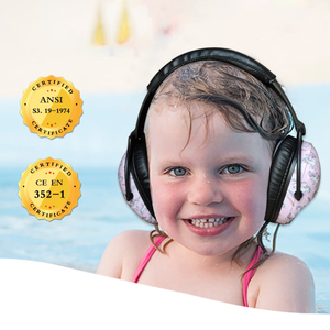 Image 5 - ZOHAN Kinder Ohr Schutz Sicherheit Gehörschutz Lärm Reduktion Ohr Schutz Verteidiger Hören Protektoren für Kleinkinder Kinder