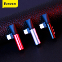 Baseus L41 Usb C to 3.5mm Aux Jack Audio Adapter Audio splitter Type-C Charging Adapter For Xiaomi mi 9 Smart Phone
