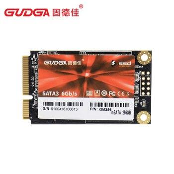 GUDGA mSATA SSD 1tb Solid State Disk SATA III 64GB 256GB 128GB 512gb 1tb 2TB ssd Internal Hard Drive for ThinkPad Dell HP ACER