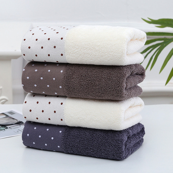 Microfiber Towel Pure Cotton Adult Washing Face Bath Household Pure Cotton Men's and Women's PA Soft Absorbent Lint-Free Towels