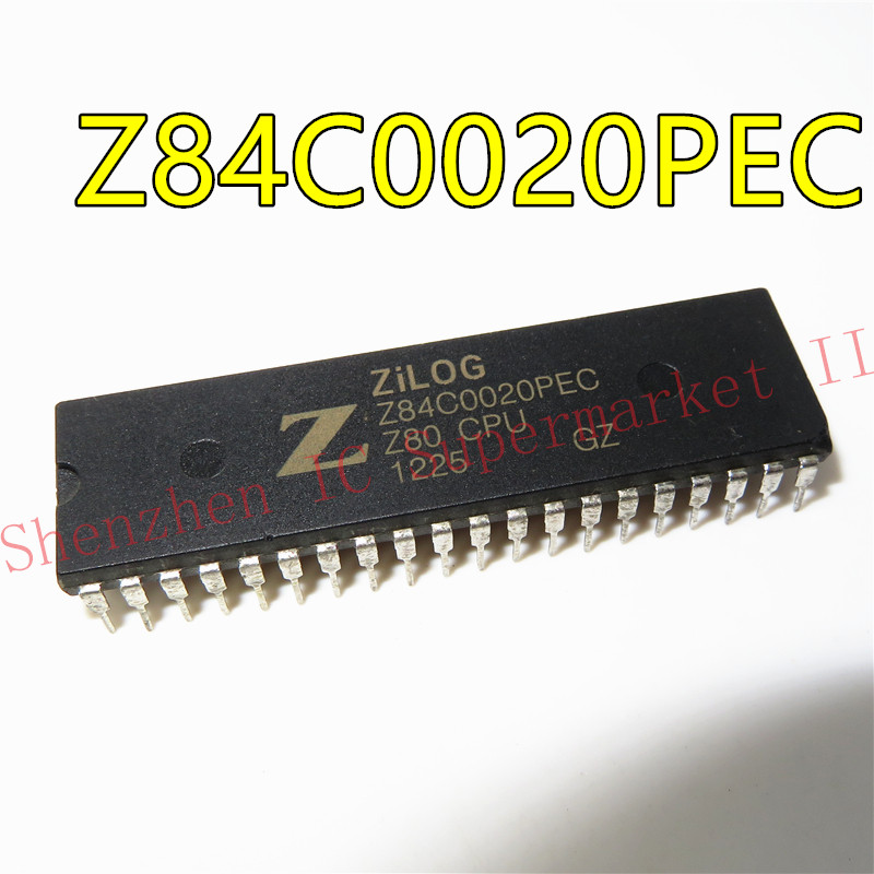 1pcs/lot Z84C0020PEC DIP-40 In Stock