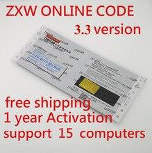On line ZXW Team 3.3 Schemi Digitale Codice di Autorizzazione di Zillion X Lavoro schema elettrico per il iPhone iPad Samsung scheda logica