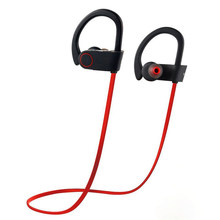 Bluetooth Earphone Wireless Headphone In-ear Waterproof Sports Running Headset Bass Headphone with Mic for iPhone Xiaomi Huawei(China)