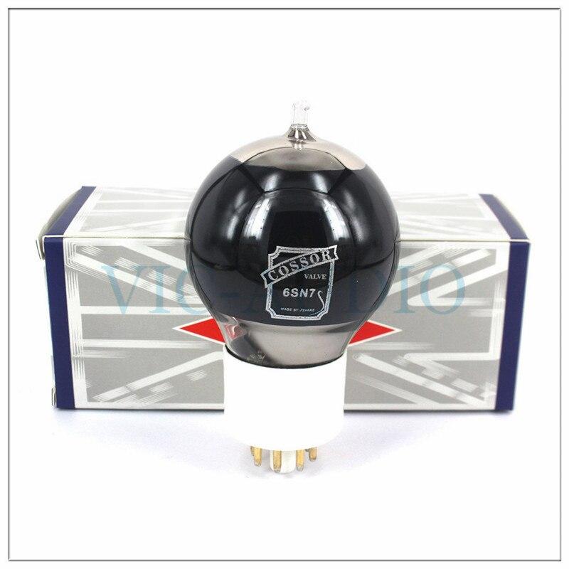 1 pièce nouveau Tube à vide Psvane COSSOR 6SN7 Tube remplacer UK-6SN7 6N8P 6H8C CV181 CV181-Z Tube à électrons livraison gratuite