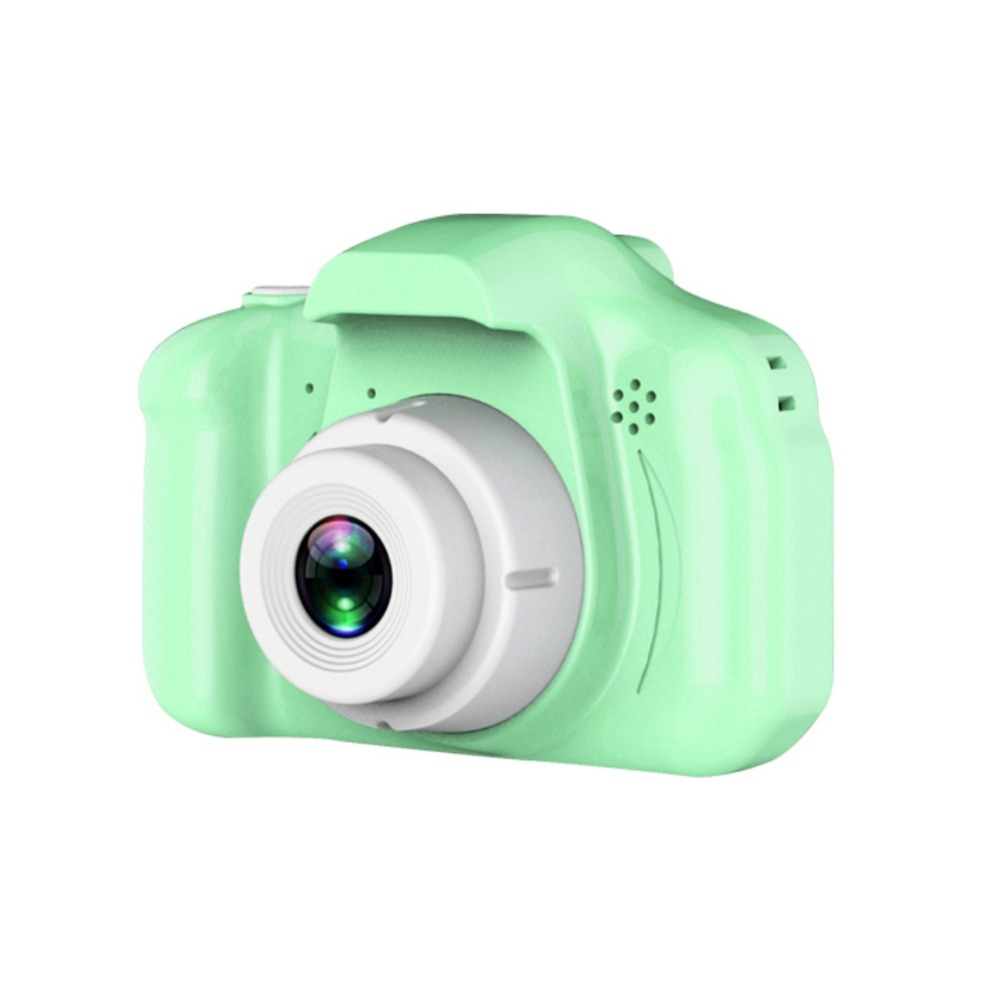 H50424f9fb79949fd9a61560820e246b3l Children 1080P Digital Camera 2 Inch Screen Cute Cartoon Camera Toys Mini Video Camera Kids Child Gift