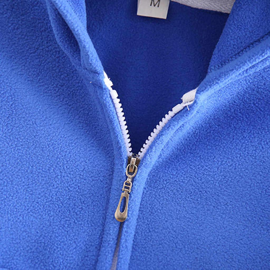 ARLONEET/осеннее пальто с капюшоном для маленьких мальчиков и девочек с объемным изображением героев мультфильмов теплые бархатные парки с капюшоном детская хлопковая куртка Верхняя одежда на молнии CA22