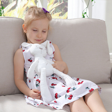 Cute Plush Long-legged Rabbit Doll Baby Toy Comfort with Sleeping Anime Toys for Children Elfen on The Shelf Hot