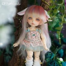 цена на Fairyland Pukifee Rin Basic 1/8 bjd sd doll resin figures luts ai  yosdkit doll not for sales bb toy baby  OUENEIFS