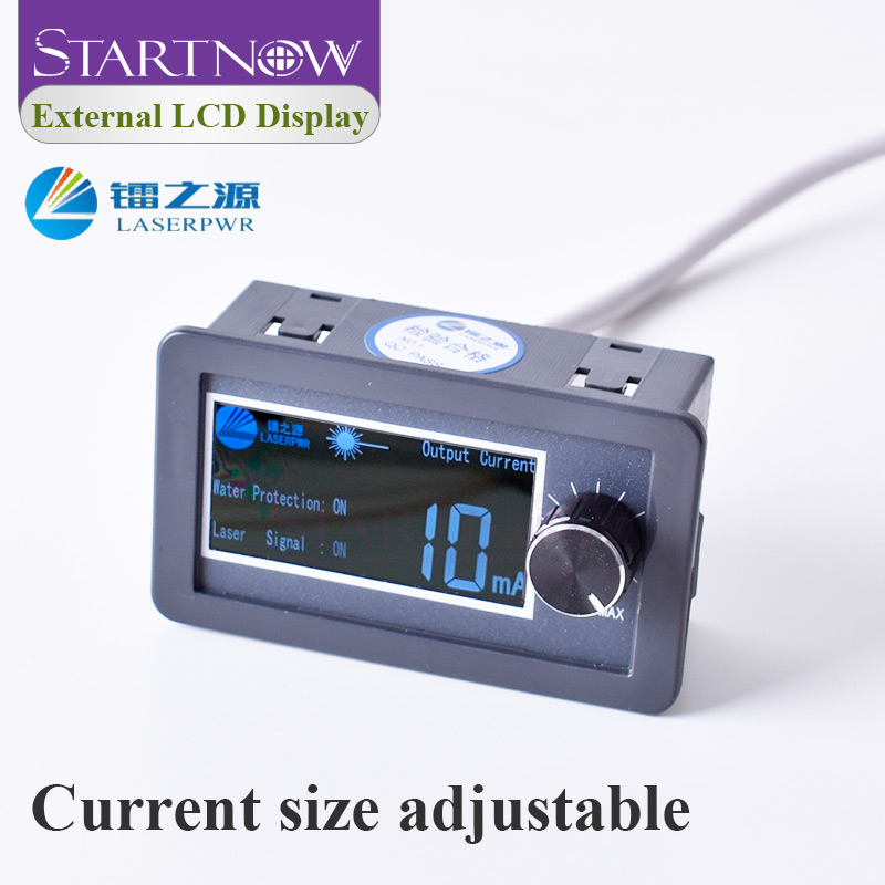 Co2 Laser Power Supply Display Current Meter External Screen For Co2 Laser Intelligent Power Supply HY External LCD Display