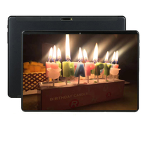 CP9 10 inch glass Screen Tablet 3G LTE Octa 8 Core 6GB + 64GB ROM Dual SIM 8.0 MP GPS Android 9.0 google IPS the tablet pcs