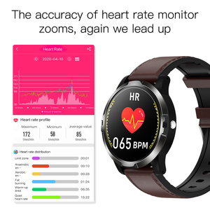G03 Smart Watch ECG HRV Blood