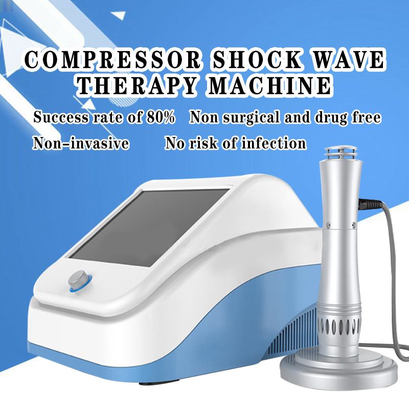 Shock Wave Shock Therapy Eswt Physiotherapy Knee Back Pain Relief Cellulite Removal CE