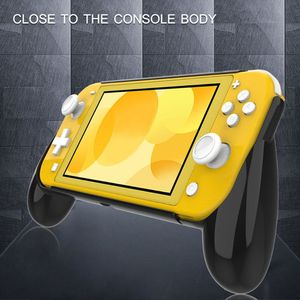 Image 5 - Portable Handheld Protective Case Anti scratch Hard ABS Cover Protector for Nintend Switch Lite Handle Holder Grip Gaming