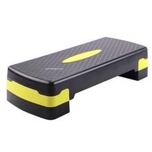 منصة خطوة معدات التمرين القابلة للتعديل للرياضة واللياقة البدنية ، خطوة التمارين الرياضية متعددة الوظائف ممارسة اللياقة البدنية السائر