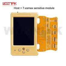 WL V6 Фоточувствительный ремонтный модуль 7 7p 8 8P X XS XSMAX XR 11 PRO программист Ремонт батареи гарнитура тестер Оптический сенсор инструменты