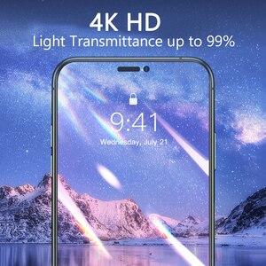Image 5 - Baseus Schutz Glas Für iPhone 11 Pro Max Screen Protector Volle Abdeckung Verbund Film Für iPhone XR XS Max Gehärtetem glas