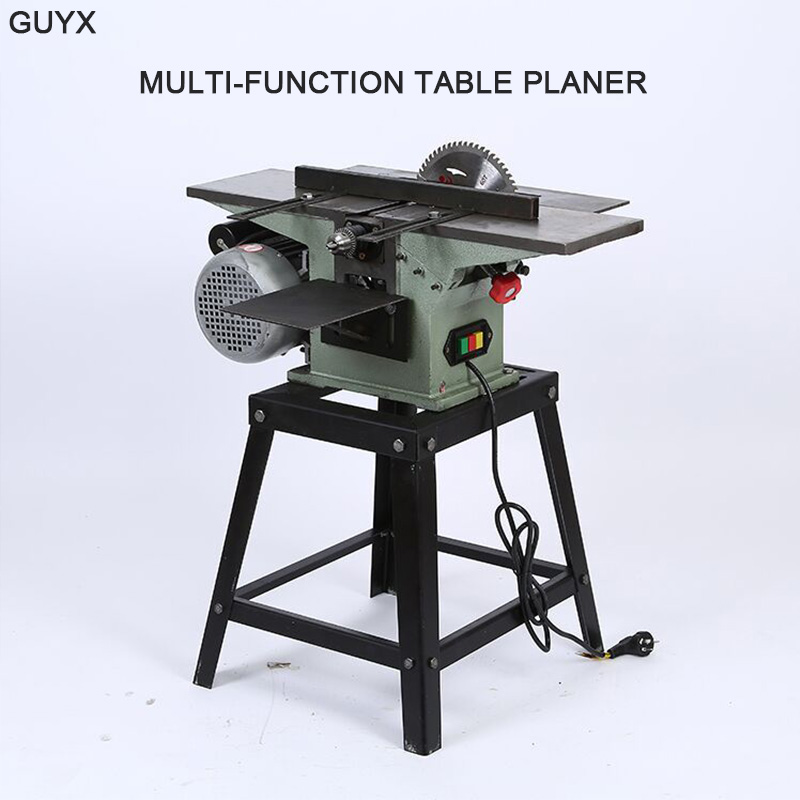 3 in 1 machine tool planer saw table saw woodworking plate machine planing planer