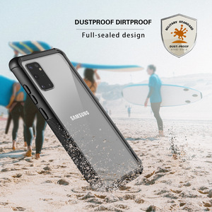 Image 2 - Full Body Case for Samsung Galaxy S20 Plus Ultra Shockproof Drop Resistant 360 Protect Case Cover w/ Built in Screen Protector