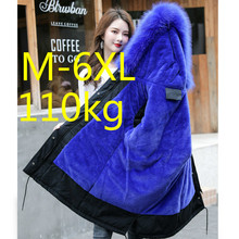M -6XL Winter Jacket Women Hat Parka Plus Size Feminina Manteau Femme Hiver Bayan Mont Icebear Casacos Feminino Long Coat