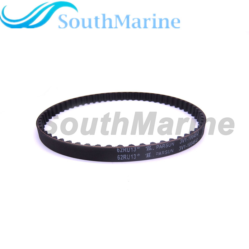Boat Motor 3V1-10045-0 3V1100450 3V1100450M Timing Belt For Nissan Tohatsu Outboard Engine 6HP 8HP 9.8HP 4-Stroke