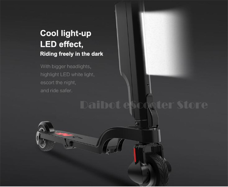 HX X6 Folding Electric Scooter Two Wheel Electric Scooters Mini Protable Backpack E-Scooter Electric Bike Ebike                  (24)