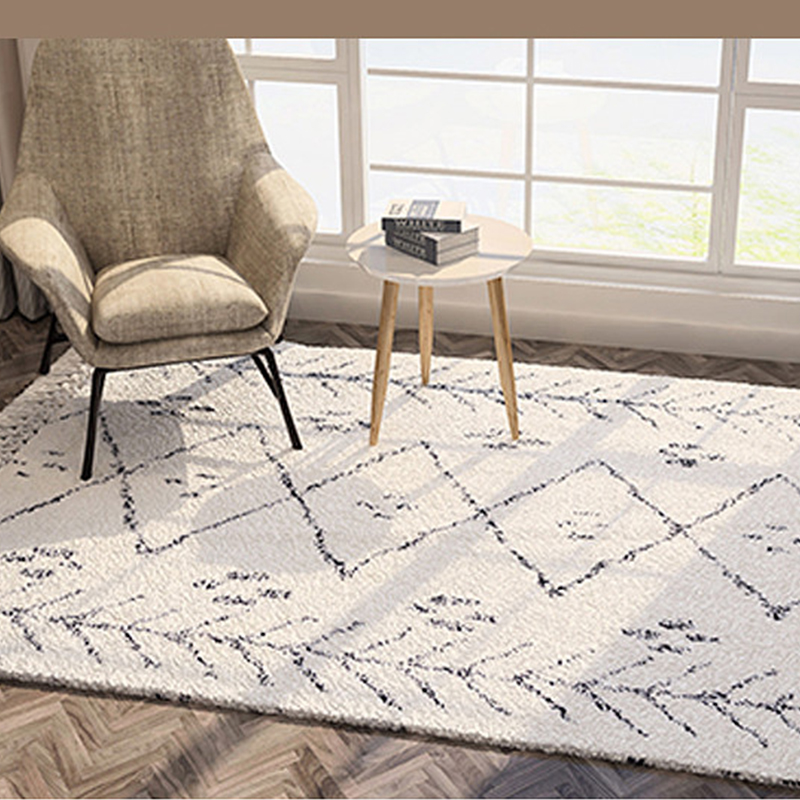 Morocco Style Kilim Carpets For Living Room Turkey Geometric Handmade Bedroom Rug And Carpet Home Soft Nordic Rugs With Tassel|Carpet| |  - title=
